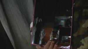 合わせ鏡2