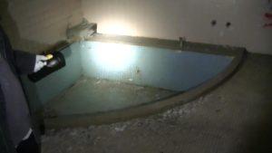 横向きロッジ2階浴場2