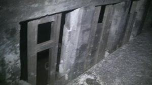熊本県玉名市にある心霊スポットで有名な石塘橋の古い木造部分