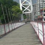 台湾で自殺スポットになっているという橋
