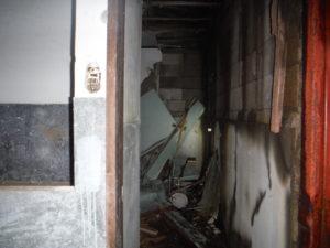 小川脳病院にある女性患者用トイレの様子